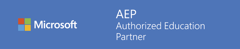 edu AEP badge horizontal 800