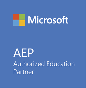 edu AEP badge vertical 300
